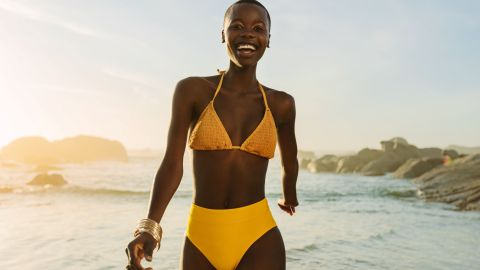 These Flattering AF Swimsuits Won't Dig Into Your Skin or Cut off Your Circulation | StyleCaster