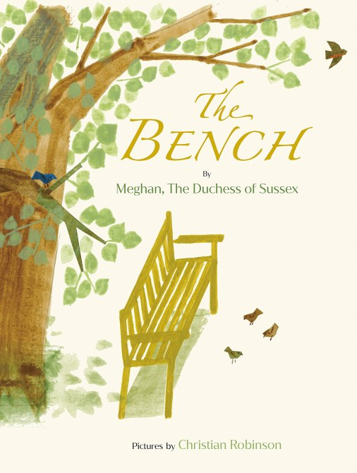 """""""The Bench"""" by Meghan Markle"""