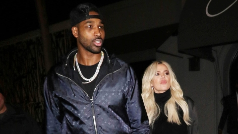 Tristan Thompson Just Told Khloé Kardashian 'I Love You' Amid His Cheating Scandal | StyleCaster