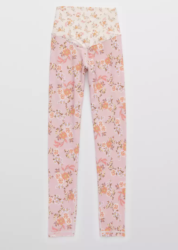 STYLECASTER | Aerie Floral Activewear