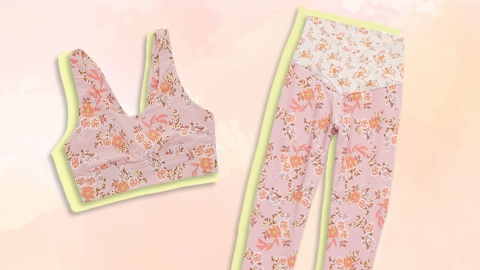 Who Gave Aerie The Right To Drop Such Cute Summer Activewear? | StyleCaster