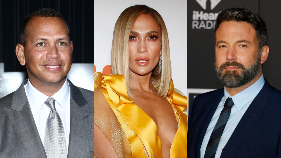 Alex Rodriguez Just Shaded Ben Affleck Amid Rumors He's Back Together With Jennifer Lopez