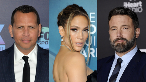 A-Rod Was Just Seen on a Yacht With Several Women After J-Lo & Ben Went IG Official | StyleCaster