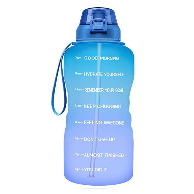 STYLECASTER | Khloé Kardashian Water Bottle Amazon