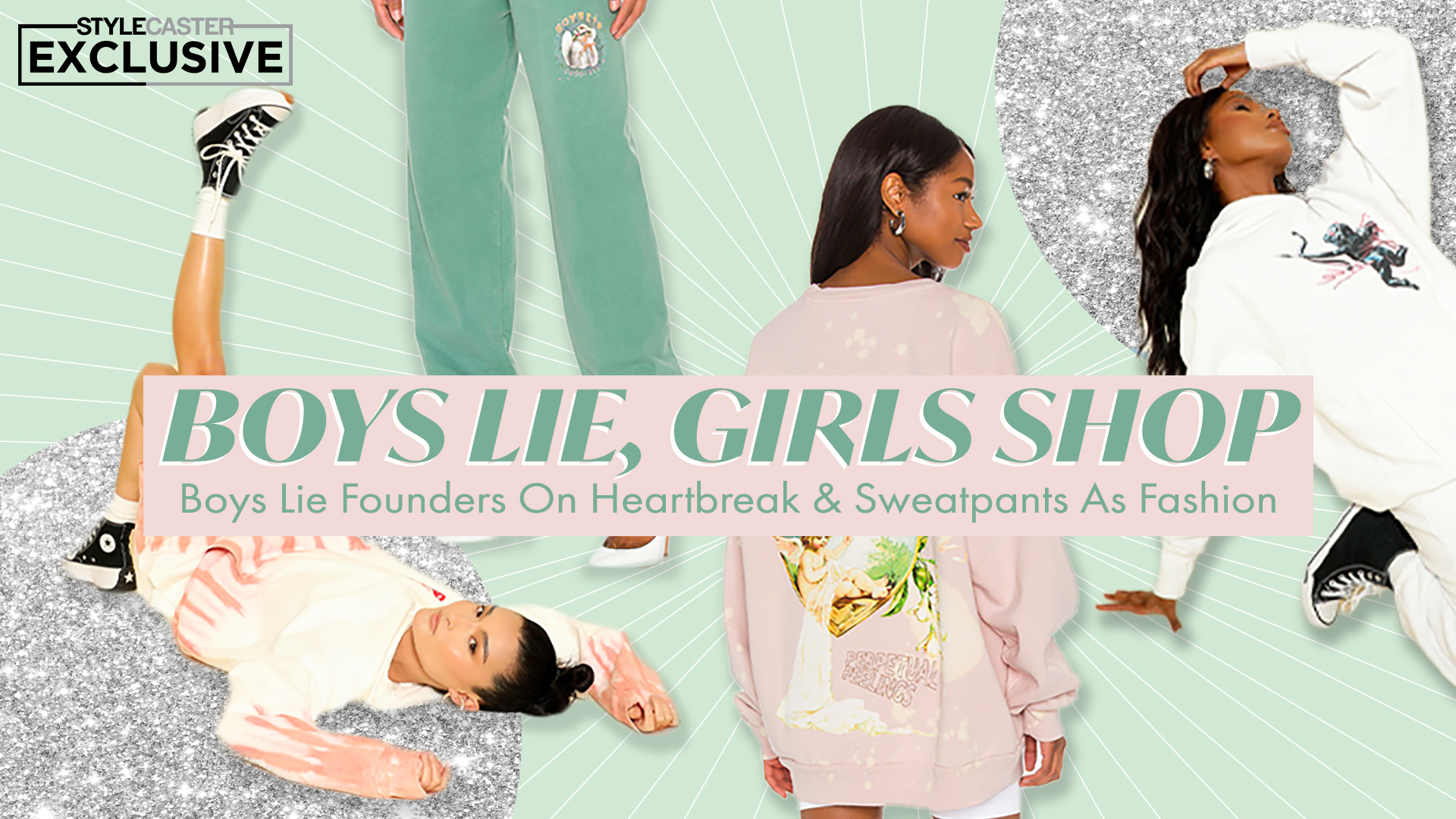No Lies—Boys Lie Is The Only Loungewear Brand I'm Wearing Post-Pandemic