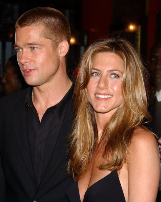 brad pitt jennifer aniston Jennifer Aniston Still Thinks Brad Pitt Is Wonderful—Heres Her Take on Her Other Exes