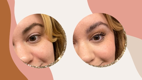 I Got Brow Lamination & I'm Obsessed With The Results | StyleCaster