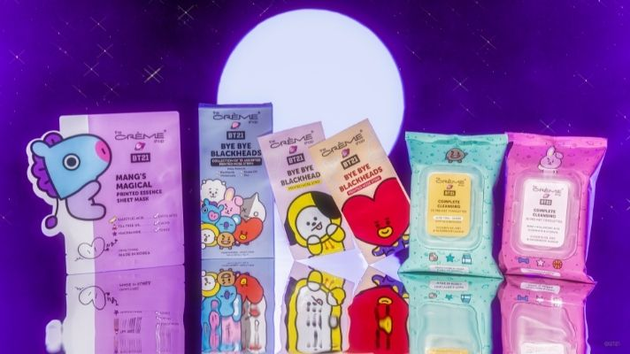 This BT21-Themed Beauty Collab Is Too Cute For Words