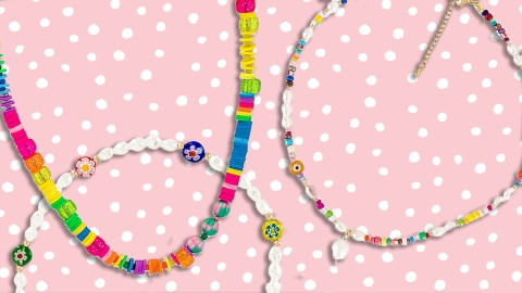 10 Summer Camp Jewelry Pieces That Make You Look Craftier Than You Are   StyleCaster