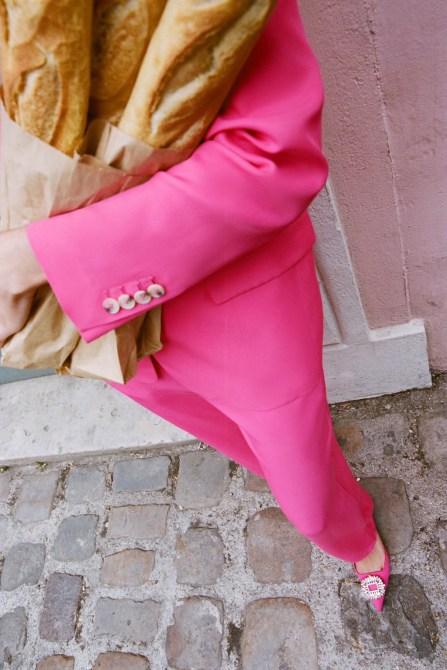 STYLECASTER |  Zara Sparkly Low Heel Mules