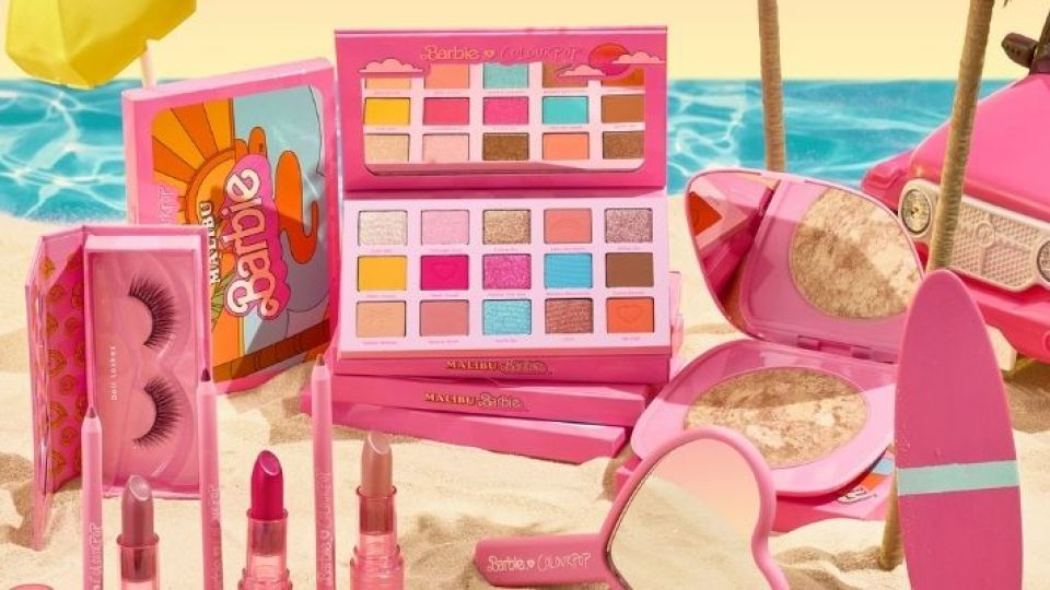 ColourPop's Barbie Collection Will Transport You Back To The '90s In The Best Way Possible | StyleCaster