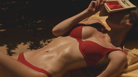 CUUP Swim Is Finally Here & It's Minimalist Perfection | StyleCaster