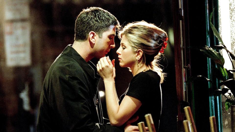 David Schwimmer, Jennifer Aniston