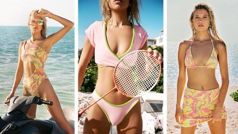 Frankies Bikinis' Terry Collection Has Awakened My Inner Beach Prep | StyleCaster