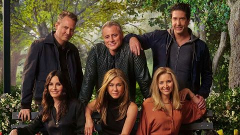 'The Friends' Reunion Is Finally on HBO Max—Here's How to Stream for Free   StyleCaster