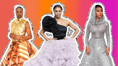17 Queer Fashion Icons Throughout History That Deserve All The Hype | StyleCaster