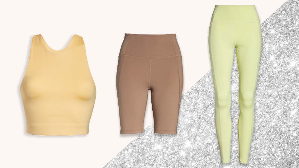 Girlfriend Collective's New Spring Colorways Are Pure Serotonin