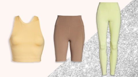 Girlfriend Collective's New Spring Colorways Are Pure Serotonin | StyleCaster