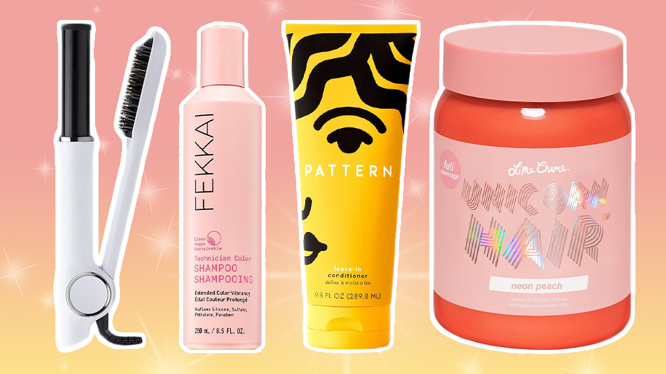 Upgrade Your Haircare Routine With 50% Off Pattern, DryBar, T3 & More