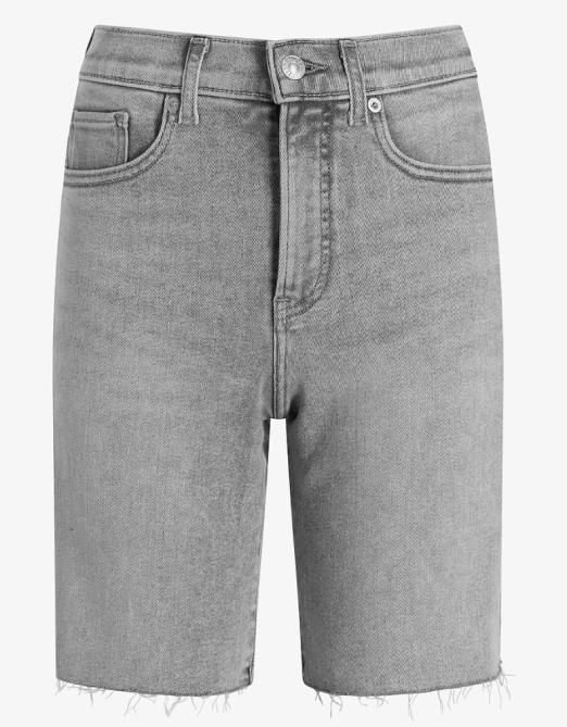 high waisted shorts Tayshia Adams On TikTok, Summer Fashion & How The Bachelorette Impacted Her Style