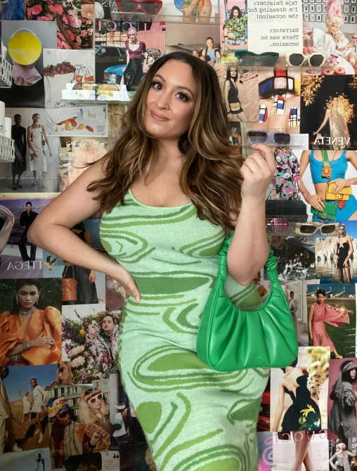 STYLECASTER | House Of Sunny Hockney Dress Dupe Amazon