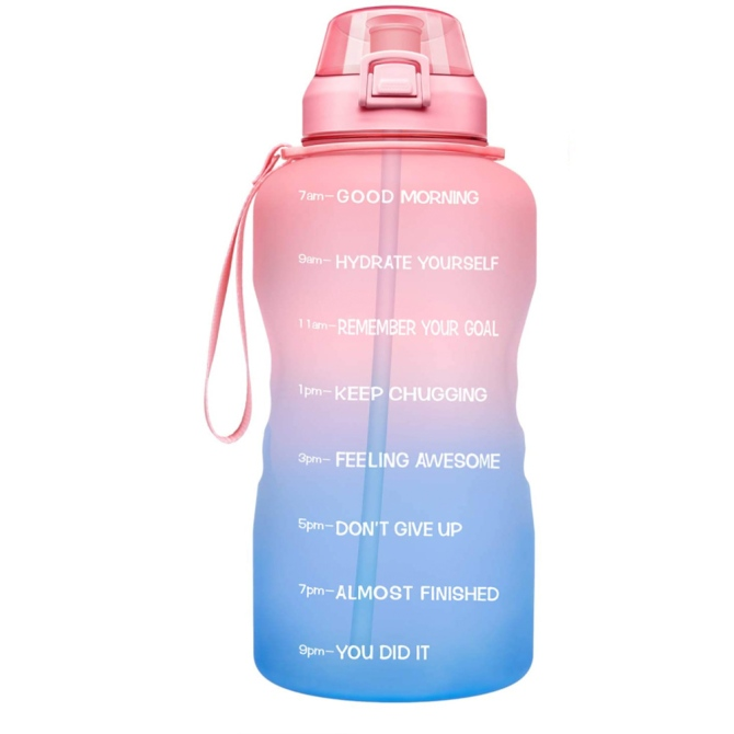 STYLECASTER | Khloe Kardashian Water Botle