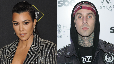 The Kardashians Are in 'Shock' Over How 'Obsessed' Kourtney & Travis Are With Each Other   StyleCaster