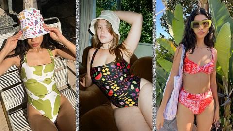 Lisa Says Gah x OOKIOH Swimwear Is A Total Gen Z Dream | StyleCaster