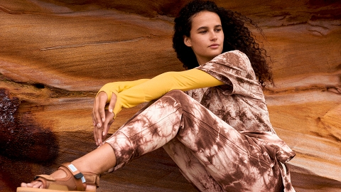 Lululemon's Earth Dye Collection Just Made Tie-Dye Cool Again | StyleCaster