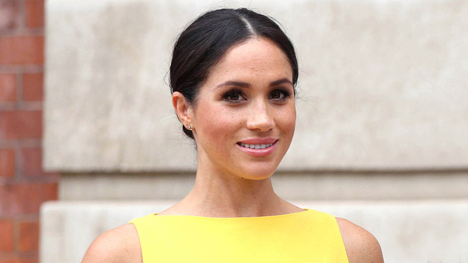 Meghan Markle Looked So Good During Her VAX LIVE Appearance