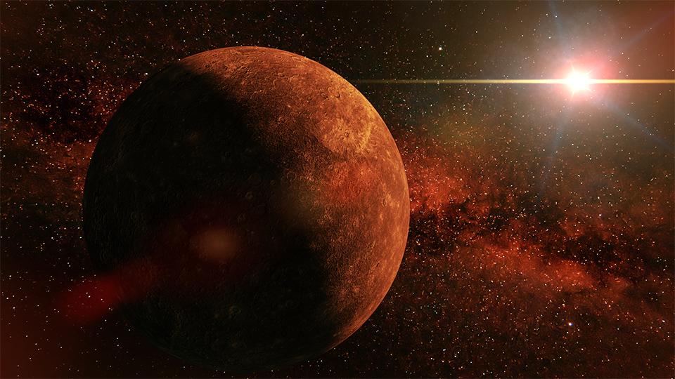 Good Luck, Bestie—Mercury Retrograde Begins This Week