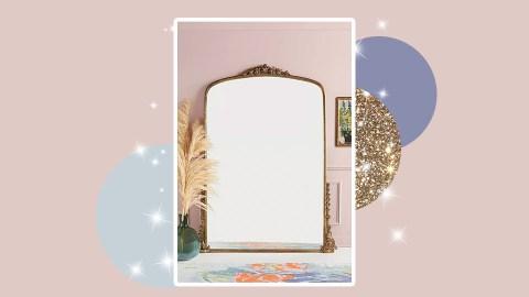 Hurry—The TikTok-Famous Primrose Mirror Is On Rare Sale at Anthropologie | StyleCaster