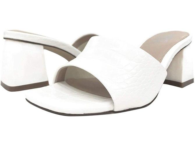 STYLECASTER | Meilleures sandales de mariage en plein air