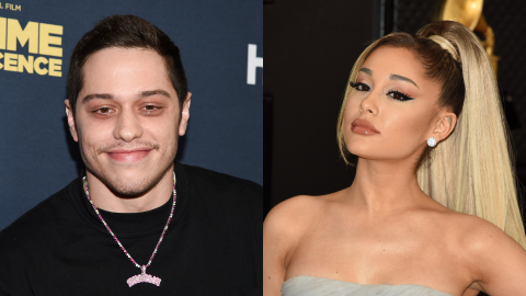 We're Not The Only Ones Who Noticed Ariana Grande Got Married... | StyleCaster