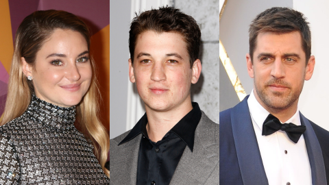 Shailene Woodley's BFF Miles Teller Was Assaulted on Vacation With Her & Aaron Rodgers | StyleCaster