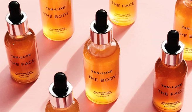 These Natural Self-Tanning Drops Gives Your Complexion a Safe Sun-Kissed Glow