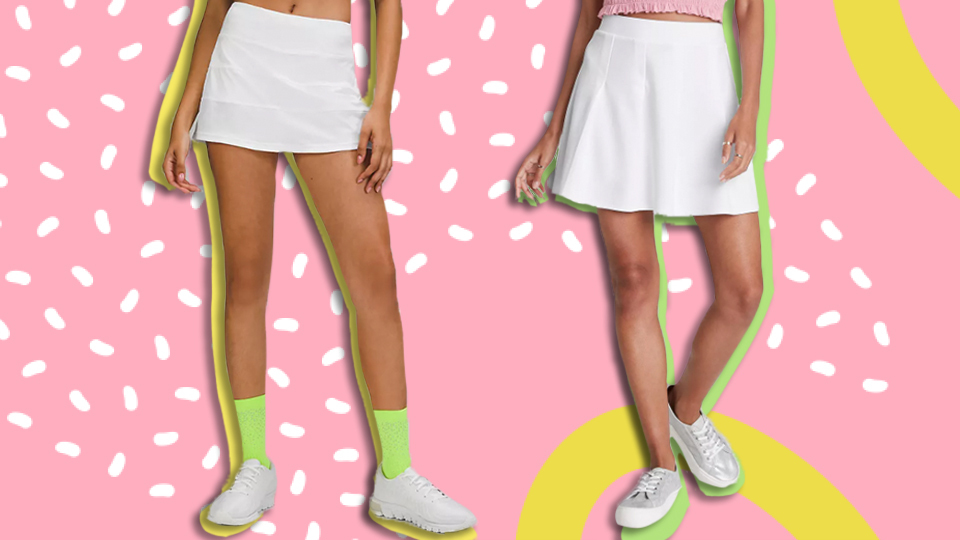 This Target Tennis Skirt Is A Seriously Cute Dupe For My Fave Lululemon Version