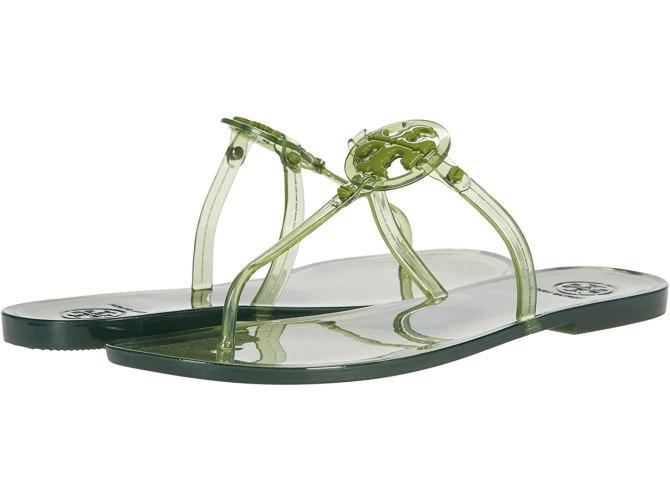 STYLECASTER    Jelly Sandal Trend