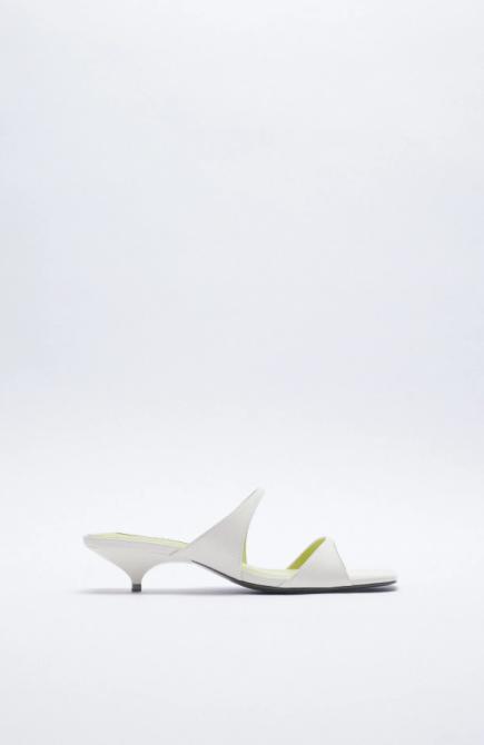 STYLECASTER |  Sandali Zara