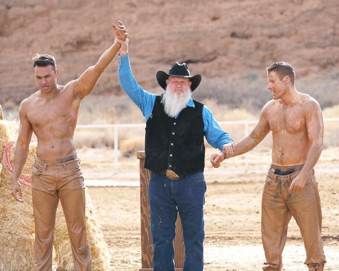 Aaron, Cody,