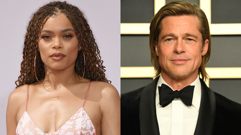 Andra Day Just Responded to Rumors She's Dating Brad Pitt Amid His Drama With Angelina | StyleCaster