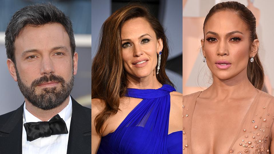 Ben Affleck, Jennifer Garner, Jennifer Lopez