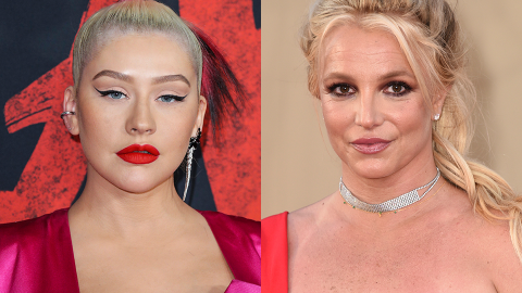 Xtina Just Slammed Britney's Dad For the 'Harmful Mental & Emotional Damage' He's Caused   StyleCaster