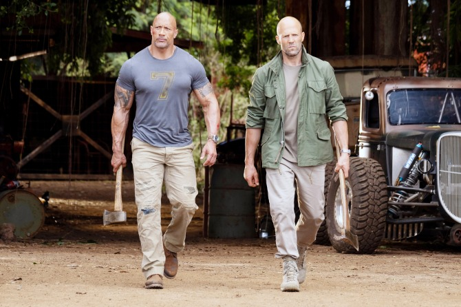Regali Fast and Furious: Hobbs & Shaw