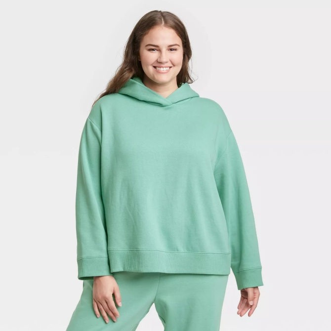 A New Day Hooded Sweatshirt
