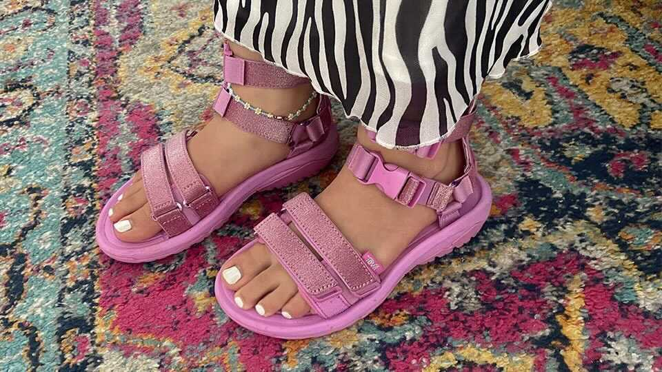 Teva x Christian Cowan Takes The Dad Sandal Trend To A Glam New Level