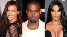 Kanye Met Irina Shayk & Thought She Was 'Gorgeous' Before He Even Started Dating Kim