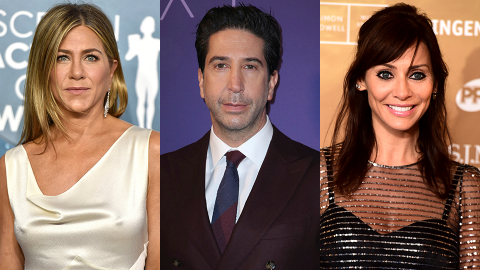 David Schwimmer's Ex Just Responded to Him Saying He Had a 'Major Crush' on Jen Aniston | StyleCaster