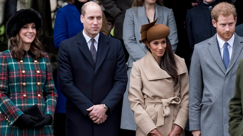 Here's How Lilibet Is Affecting Harry & Meghan's 'War' With the Royals   StyleCaster