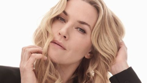 Kate Winslet Is Glowing In The First Photos From Her New L'Oréal Paris Campaign | StyleCaster